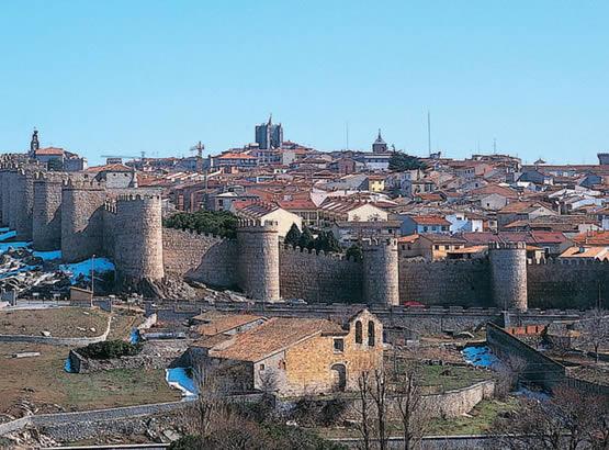 Viaje a Ávila, la ciudad amurallada