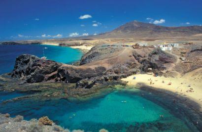 El entorno natural de Lanzarote