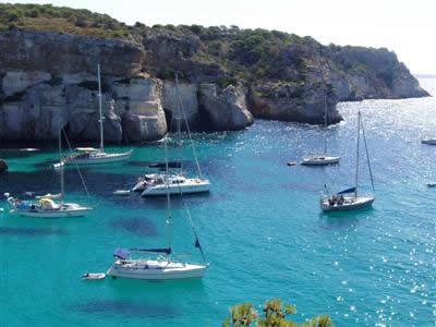 El paisaje virgen de Menorca