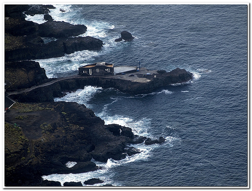 El paisaje conmovedor de la Isla del Hierro