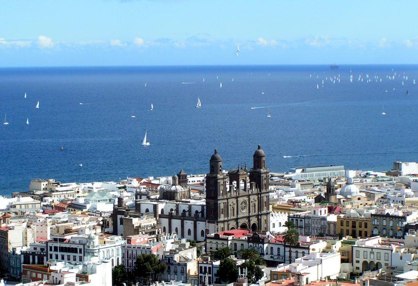 Las virtudes de Las Palmas de Gran Canaria