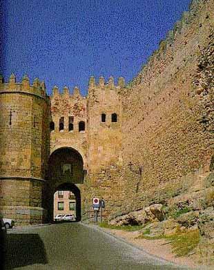 Paseo por la historia de Segovia