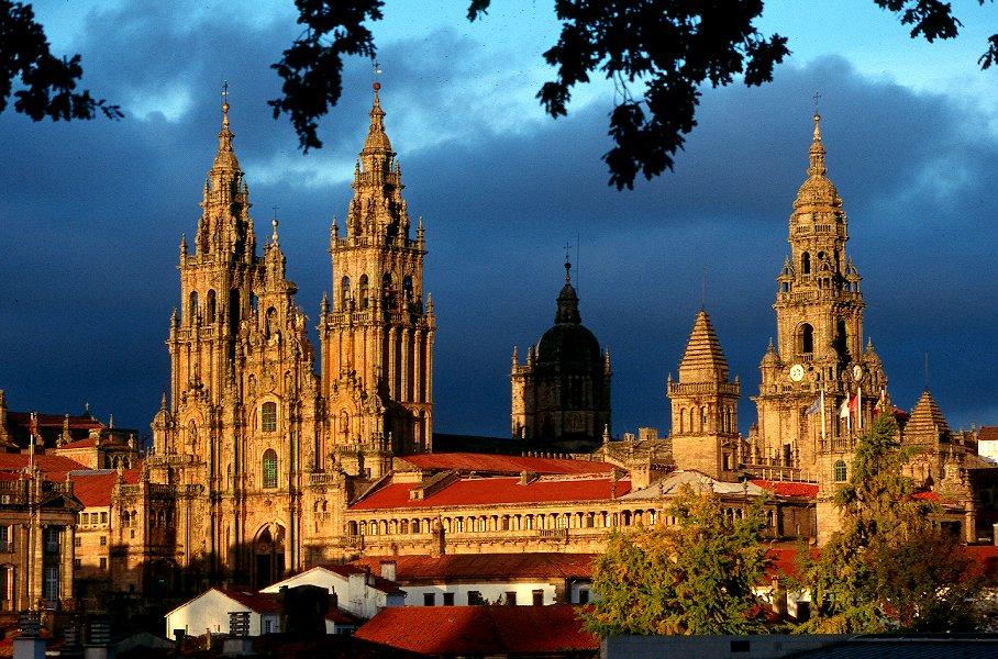 Santiago de Compostela: La ciudad museo