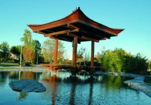 Ambiente puro en alcobendas viajar despacio for Jardin de la vega alcobendas