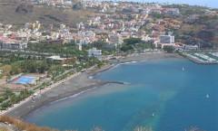 Atractivos y naturaleza de San Sebastián De La Gomera
