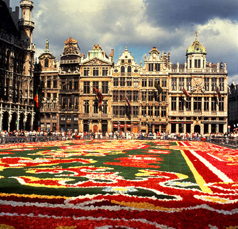 Bruselas, una ciudad multicultural