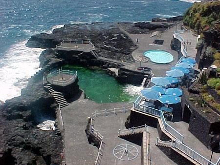 El escenario natural de San Andrés y Sauces