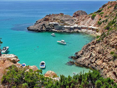 Vacaciones rurales en Ibiza