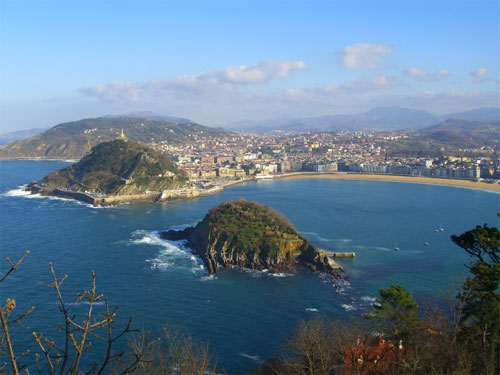 San Sebastián, un destino elegante para vacacionar