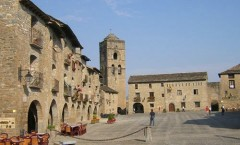Visitando Huesca