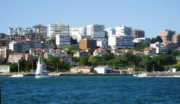 Santander, ciudad balnearia