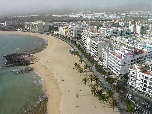 Conociendo Arrecife, capital de Lanzarote