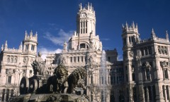 La populosa y encatadora Madrid