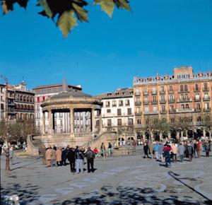 Viaje a la mítica Pamplona