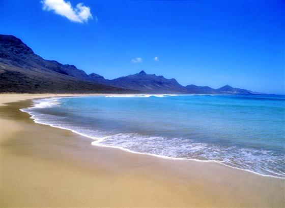 Playas Paradisíacas En Fuerteventura Viajar Despacio