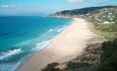 Playas paradisíacas en Zahara de los atunes.