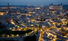 Toledo- ciudad mágica del Quijote.