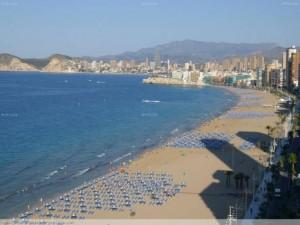 Playas-Benidorm