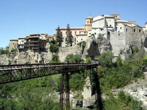 El trazado medieval de Cuenca