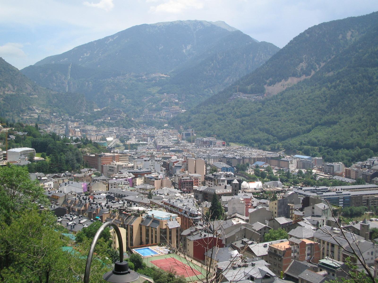Viaje de relax en Andorra la Vella