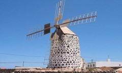Visita Antigua, la ciudad de los molinos