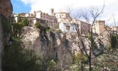 Por las calles de Cuenca