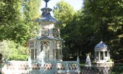 Por los jardines de Aranjuez
