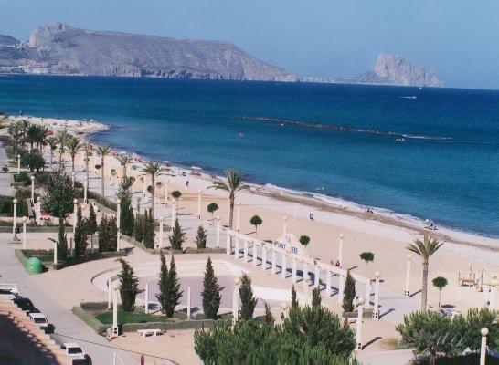 Altea, uno de los sitios más bellos de la costa del mediterráneo español