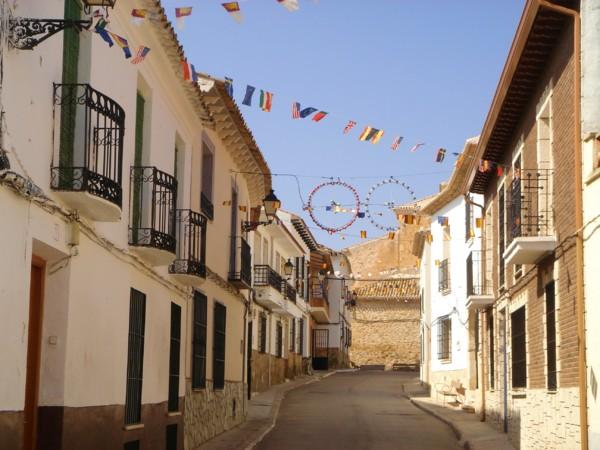 Puebla de Almenara, un remanso de calma