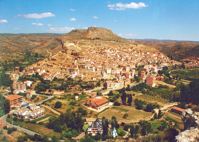 Senderismo en Rincón de Ademúz
