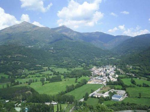 Turismo y deportes de aventura en Castejón de Sos
