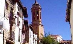La villa fortificada de Linares de Mora