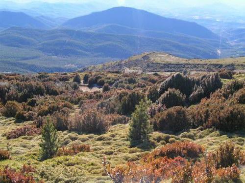 Senderismo y escalada en Peña Oroel