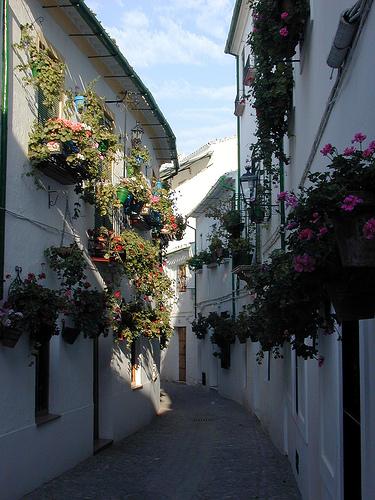 El trazado laberíntico de Priego de Córdoba