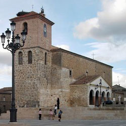 Segurilla, ciudad de fuentes y torres