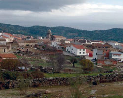 La arquitectura popular de Pelahustán