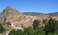 Camarena de la Sierra, el pueblo de las cien fuentes