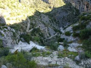 Ruta del Barranco del Infierno
