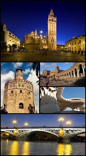 El espíritu alegre de Sevilla