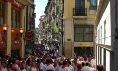 Los Sanfermines de Pamplona