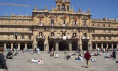 La monumental Salamanca