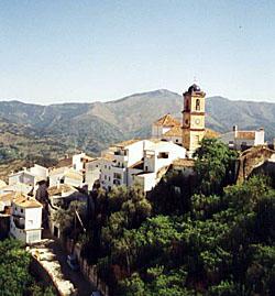 Turismo rural en Algatocín