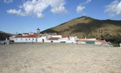 El paisaje serrano de Alcudia de Monteagud