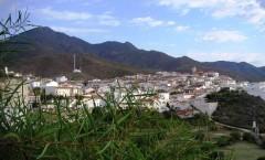 El paisaje de contrastes de Uleila del Campo