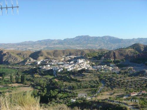 Turismo rural de montaña en Bayarque
