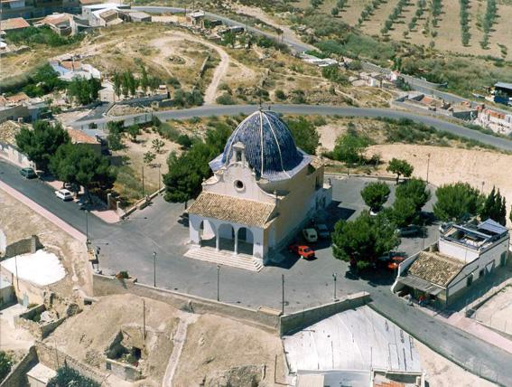 Principales monumentos de Monóvar