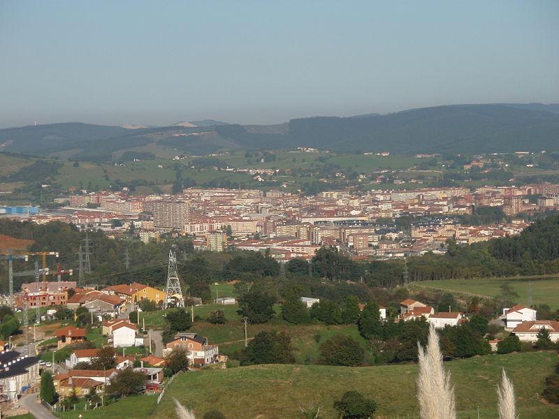 Torrelavega y alrededores