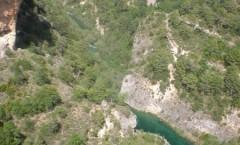 Aventura en Barranco de Villalba