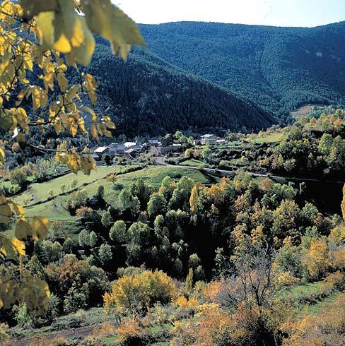 Actividades en Pallars Sobirà