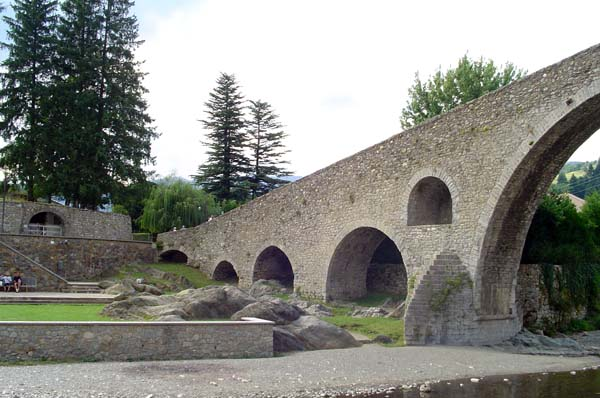 Campodron, enclave medieval